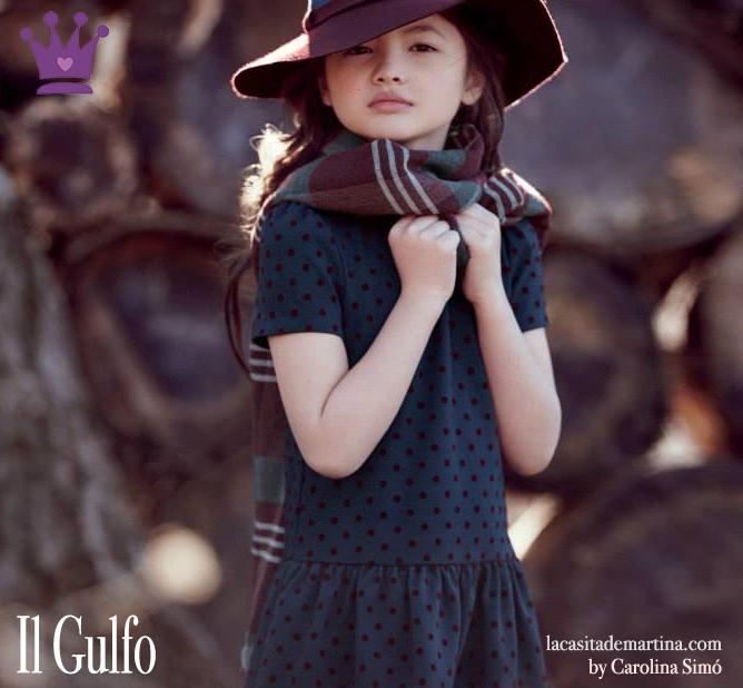 Blog de Moda Infantil, La casita de Martina, Carolina Simó, Moda Infantil, Tendencias moda niños, Il Gufo