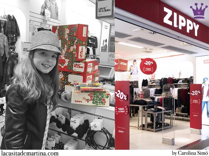 Love in a Box Zippy, Save the Children, Regalo Navidad Solidario, La casita de Martina, Blog de Moda Infantil