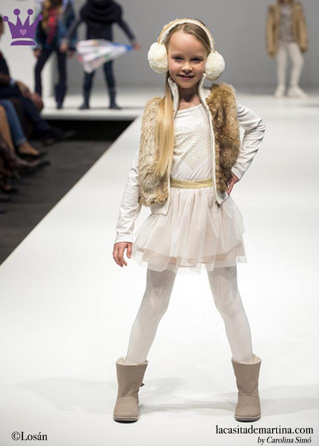 Tendencias moda infantil, Losán, Moda Niños, La casita de Martina