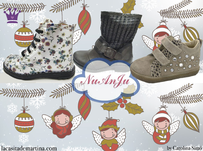 Zapateria Infantil, Calzado Juvenil, Nuanju, Blog de Moda Infantil, La casita de Martina, 2