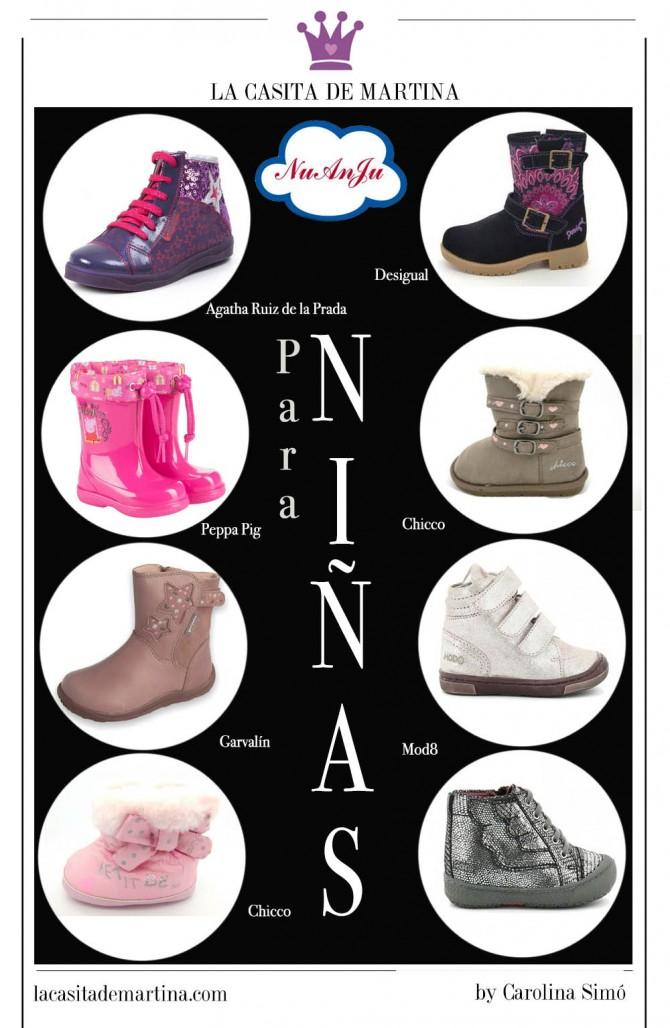 Zapateria Infantil, Calzado Juvenil, Nuanju, Blog de Moda Infantil, La casita de Martina, 4