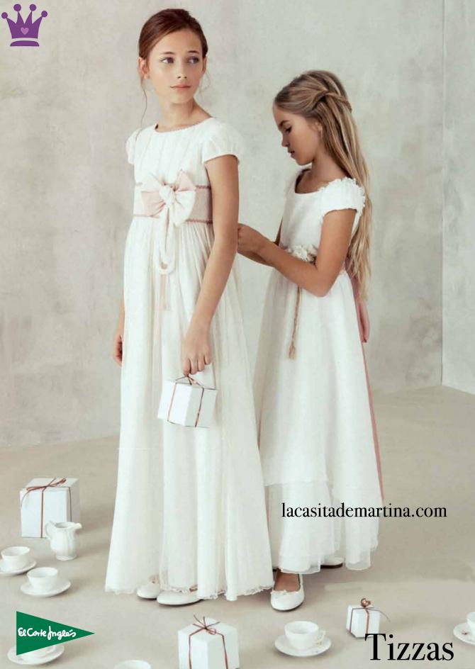 Rebajas vestidos comunion el corte ingles