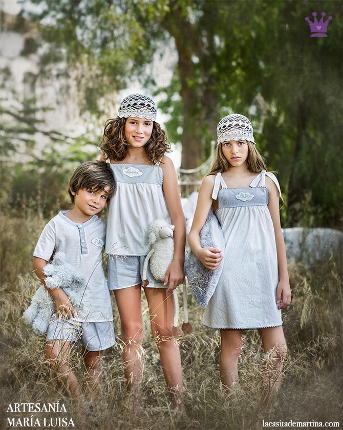 Artesania Maria Luisa, Blog Moda Infantil, Camisones Comunion, Regalos Primera Comunion, 1