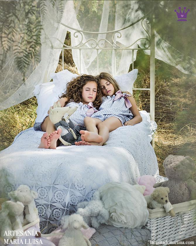 Artesania Maria Luisa, Blog Moda Infantil, Camisones Comunion, Regalos Primera Comunion, 3
