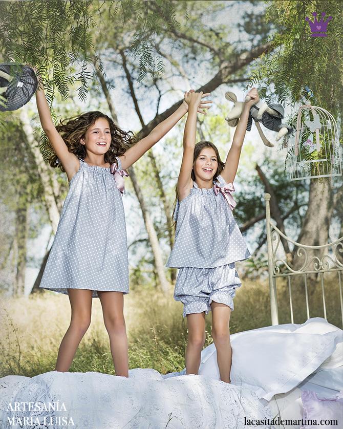 Artesania Maria Luisa, Blog Moda Infantil, Camisones Comunion, Regalos Primera Comunion, 4