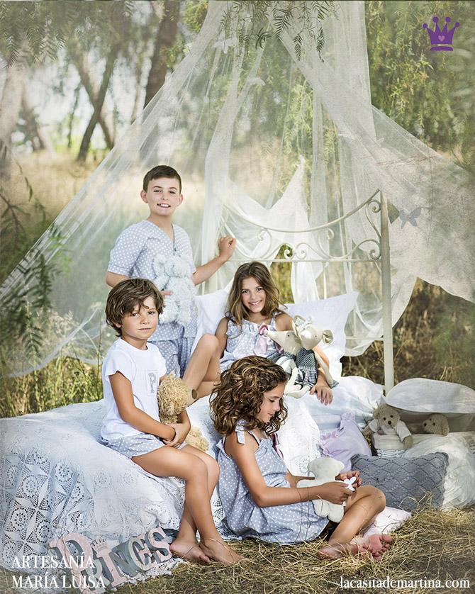 Artesania Maria Luisa, Blog Moda Infantil, Camisones Comunion, Regalos Primera Comunion, 6