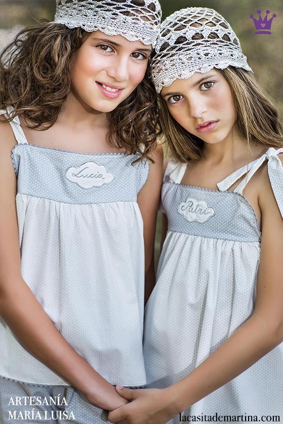 Artesania Maria Luisa, Blog Moda Infantil, Camisones Comunion, Regalos Primera Comunion, 9