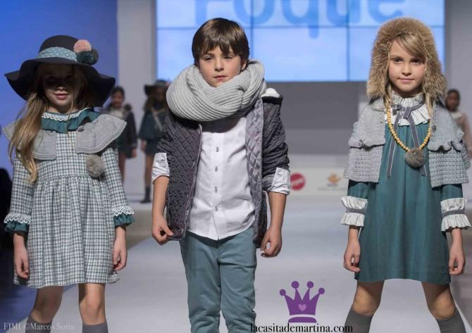 moda invierno infantil