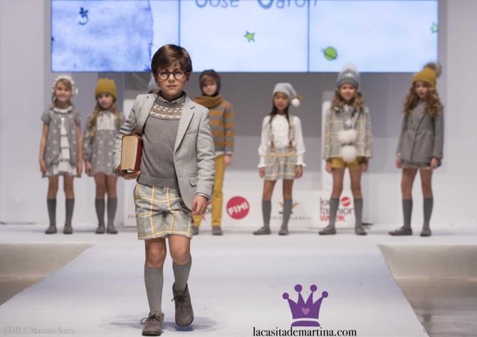 Tendencias Moda Infantil 2016, Blog de Moda Infantil, Carolina Simo, Fimi Feria Moda Infantil, Pasarela Niños