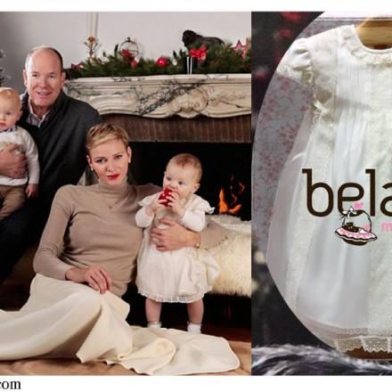 Blog de Moda Infantil, Alberto y Charlene de Monaco, Belan moda niños, Princess Charlene and Prince Albert of Monaco, acques y Gabriella de Mónaco