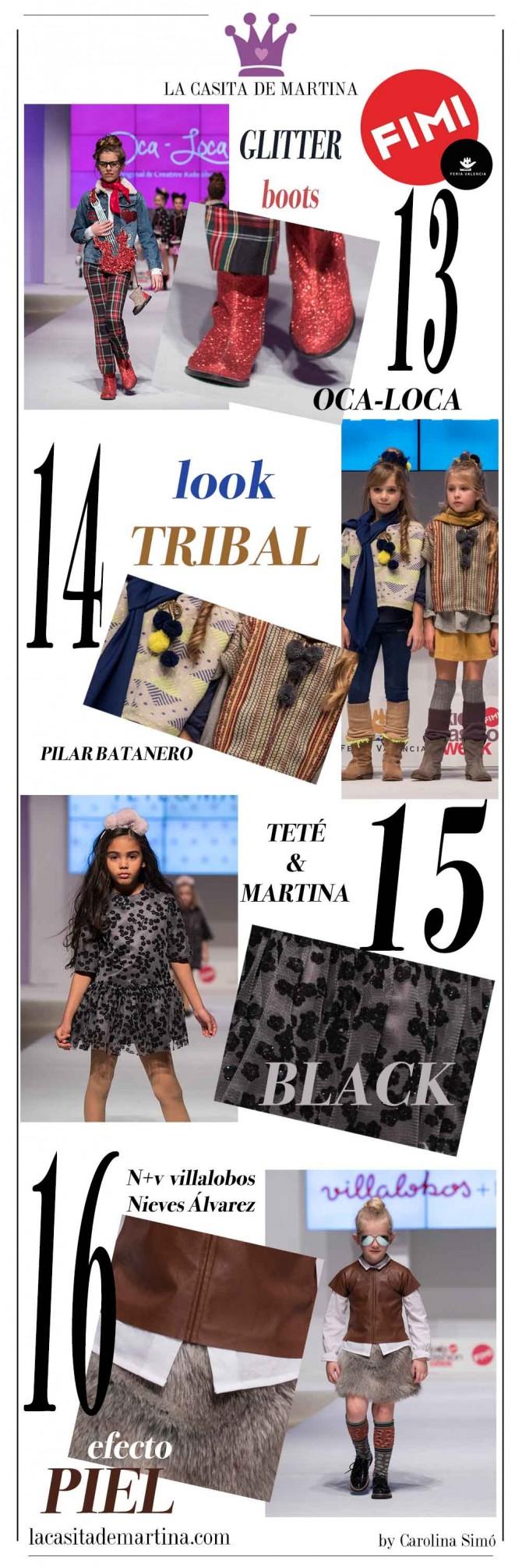 Tendencias Moda Infantil 2016, Blog de Moda Infantil, Carolina Simo, Fimi Feria Moda Infantil, Pasarela Ninos
