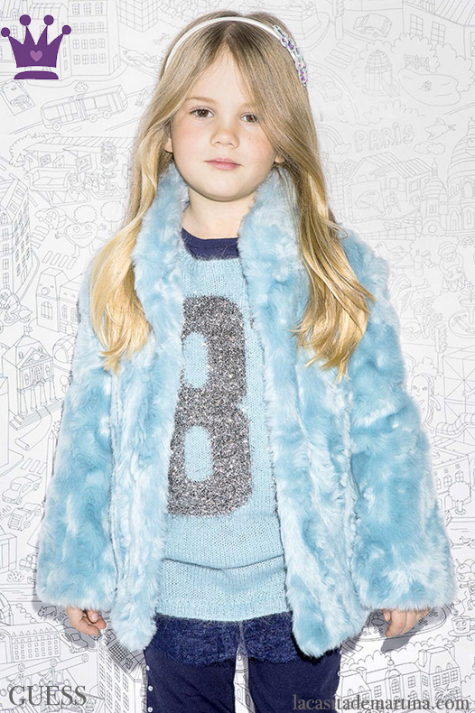 Tendencias Moda Infantil, Guess Moda Infantil, Blog de Moda Infantil, La casita de Martina, Carolina Simo