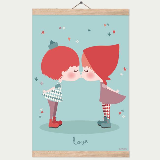 Regalos San Valentin, Vinilos Decorativos, Decohappy, Blog de Moda Infantil, La casita de Martina