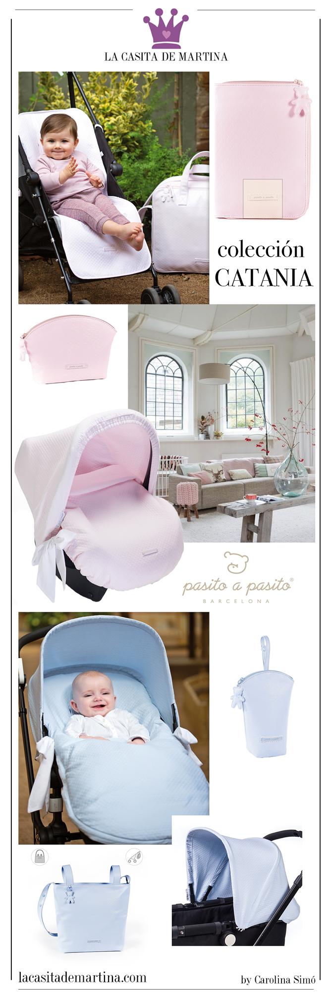 Pasito a Pasito, Blog de Moda Infantil, Fundas cochecito bebe, La casita de Martina