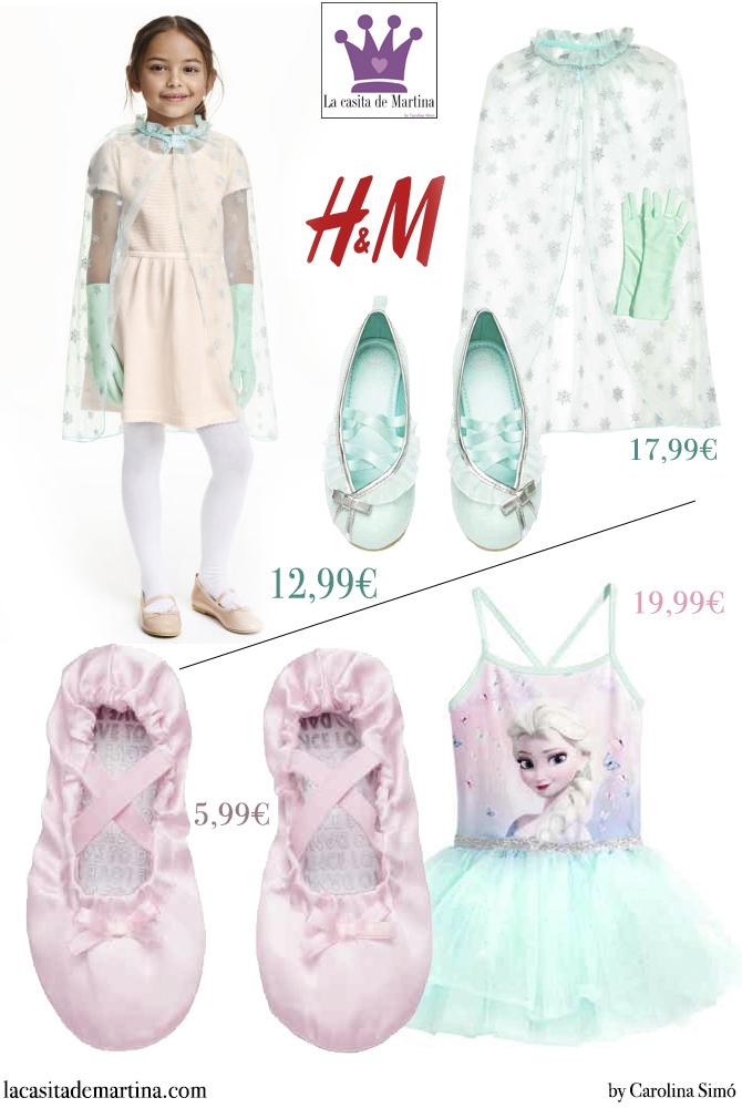 Disfrazes carnaval para ninos, Blog Moda Infantil, La casita de Martina, Carolina Simo, HyM