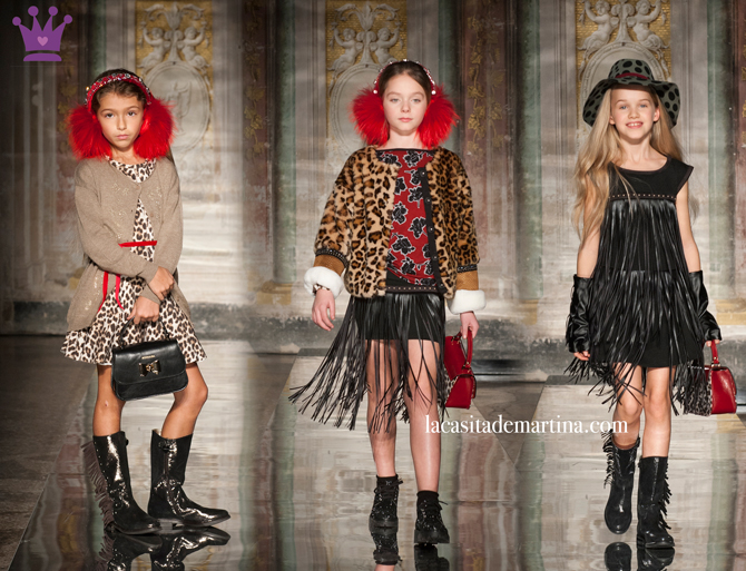 Monnalisa fashion show florencia colecci n moda infantil oto o invierno 2016 blog de moda - Monalisa moda infantil ...