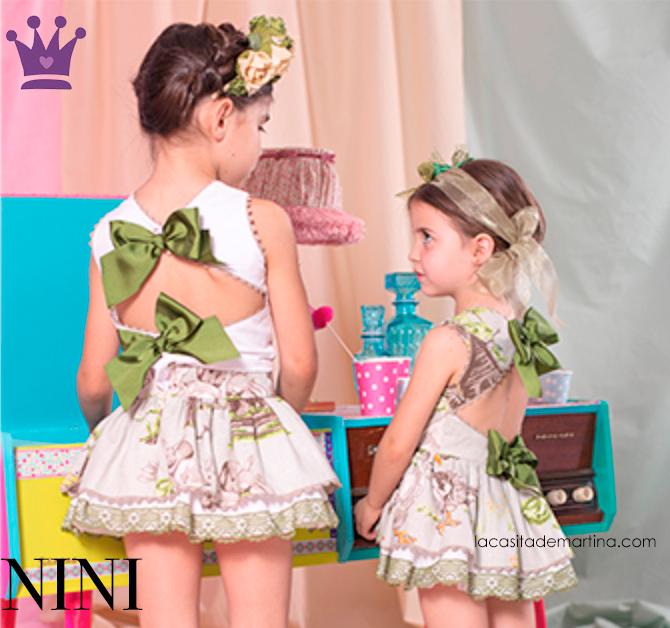 Blog de Moda Infantil, Tendencias Moda, La casita de Martina, Ropa para niñas, Nini moda infantil