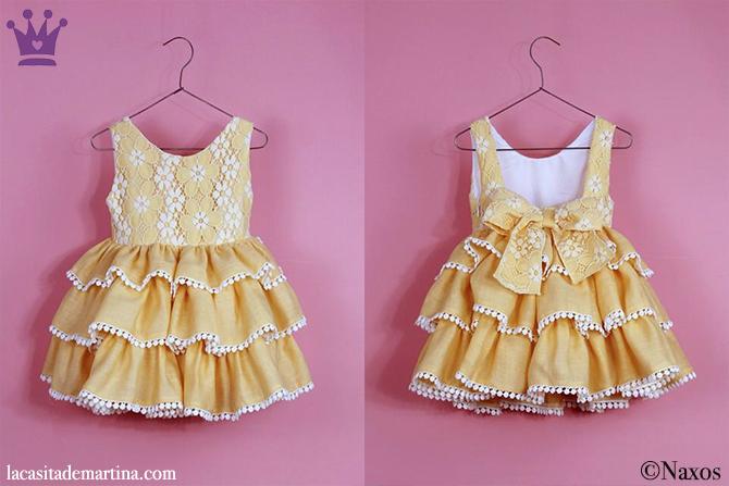 Blog de Moda Infantil, Tendencias Moda, La casita de Martina, Ropa para niñas, Naxos moda infantil