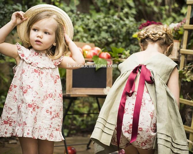 Blog de Moda Infantil, La casita de Martina, Carolina Simo, Moda Infantil, Teresa y Leticia moda infantil