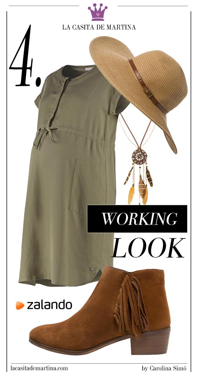 Moda premamá, Ropa Premamá, Tendencias ropa embarazada, Zalando, Blog Moda Premamá