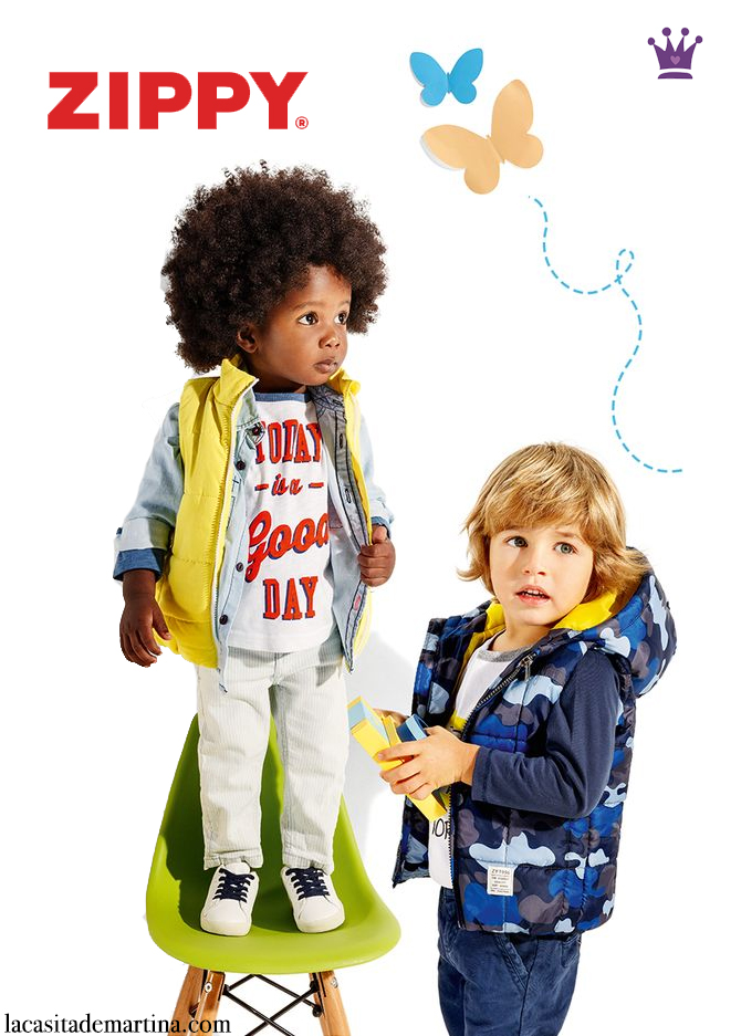 Blog de Moda Infantil, Zippy, Moda para niños, La casita de Martina, Kids Fashion Blog
