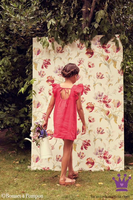 Blog de Moda Infantil, Tendencias Moda, La casita de Martina, Ropa para niñas, Bonnet a Pompon