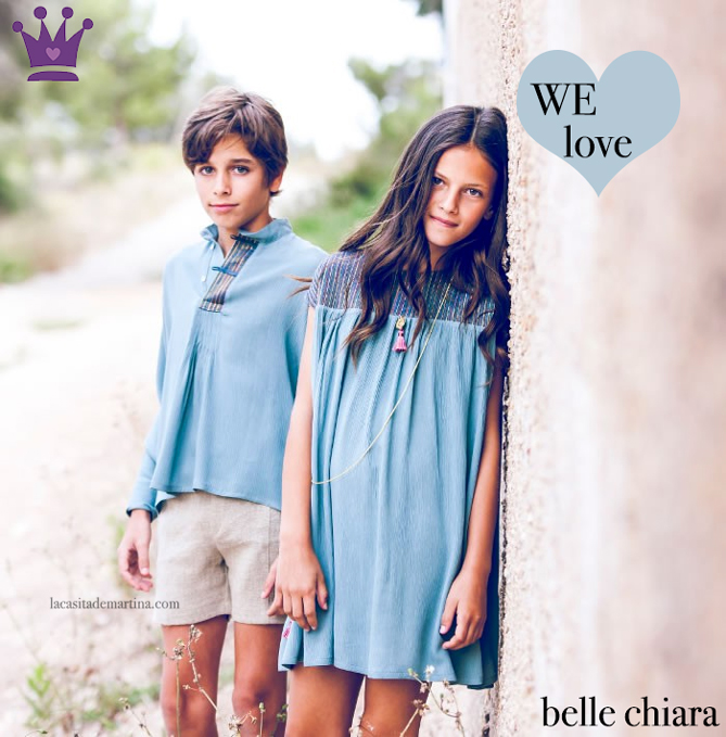 Blog de Moda Infantil, Belle Chiara, La casita de Martina, Kids Fashion Blog