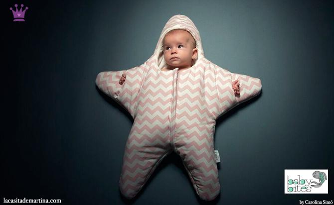 Sacos para bebés, Baby Bites, Blog Moda Infantil, Blog Moda Bebé, La casita de Martina