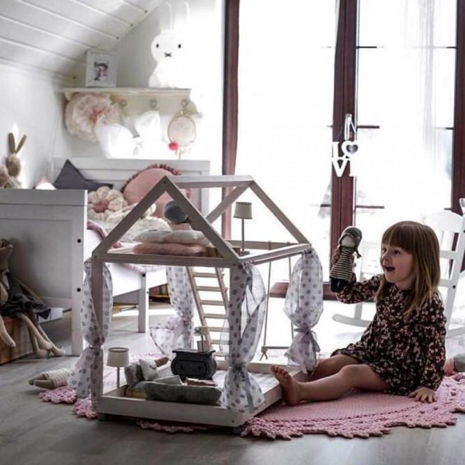 Casa de Muñecas original, Blog de Moda Infantil, La casita de Martina, Carolina Simo, Moda Infantil