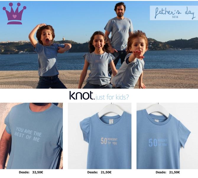 Regalos dia del Padre, Blog de Moda Infantil, Knot for Kids, La casita de Martina