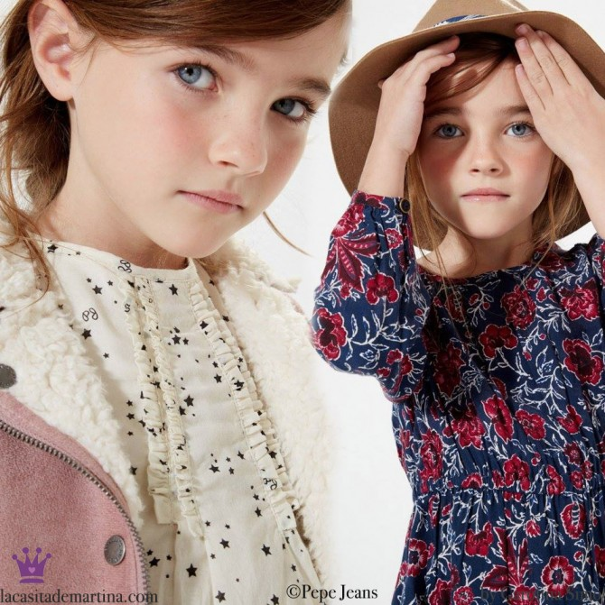 Blog de Moda Infantil, Aroa Renau, La casita de Martina, Kids Fashion Blog, Pepe Jeans