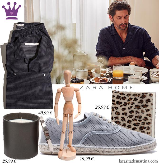 Regalos dia del Padre, Blog de Moda Infantil, Zara Home, La casita de Martina