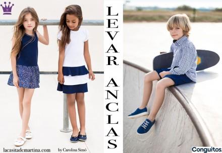Blog de Moda Infantil, Conguitos, La casita de Martina, Ropa infantil, Tendencias moda infantil, Carolina Simo