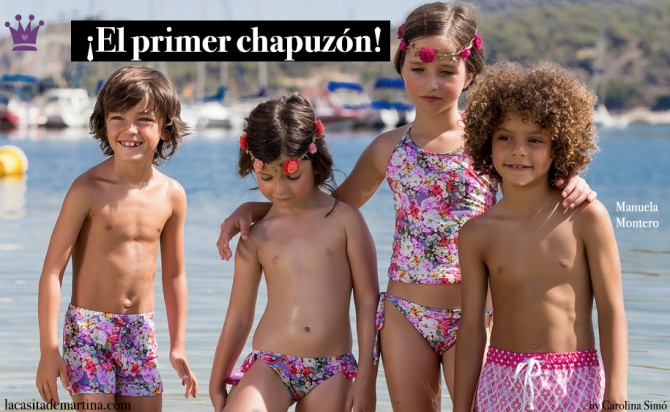 Bañadores para niños, La casita de Martina, Blog Moda Infantil, Manuela Montero