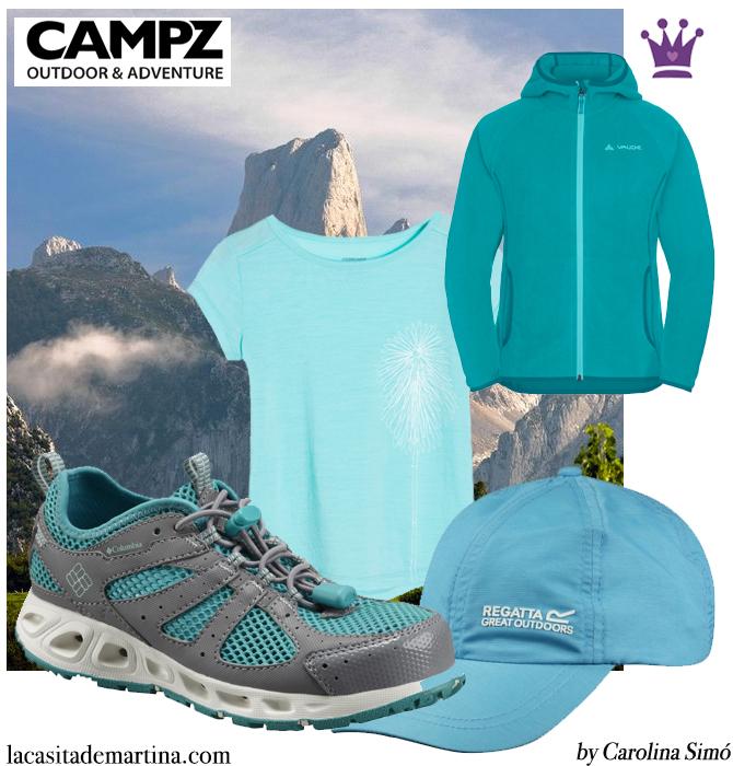 Blog de moda infantil, Calzado de Montaña, Trekking, Ropa infantil, La casita de Martina, Carolina Simo 3