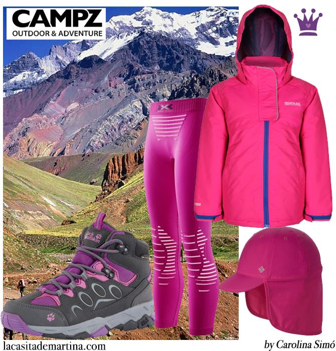 Blog de moda infantil, Calzado de Montaña, Trekking, Ropa infantil, La casita de Martina, Carolina Simo