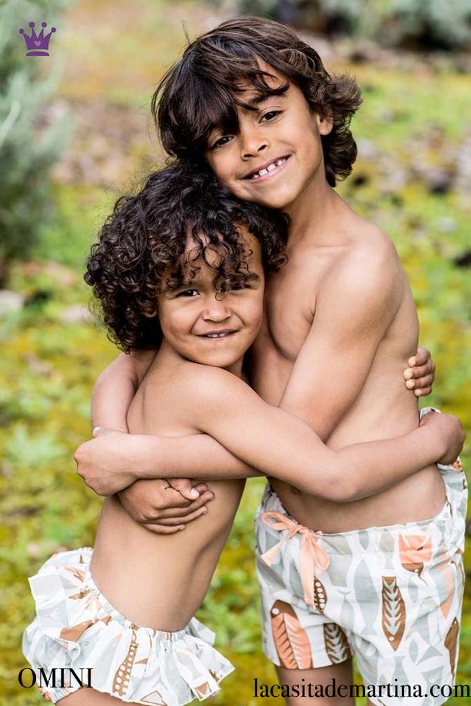 Bañadores para niños, La casita de Martina, Blog Moda Infantil, Omini