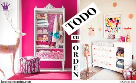 Organizar habitacion infantil, Blog Moda Infantil, Armario Bebe, La casita de Martina