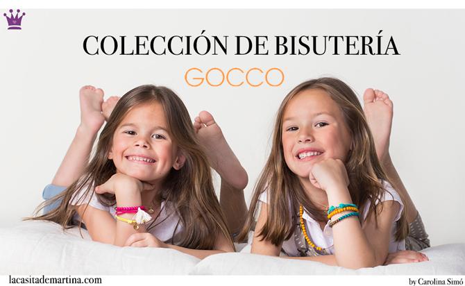 Gocco, bisutería para niñas, Best Friends collares, Blog Moda Infantil