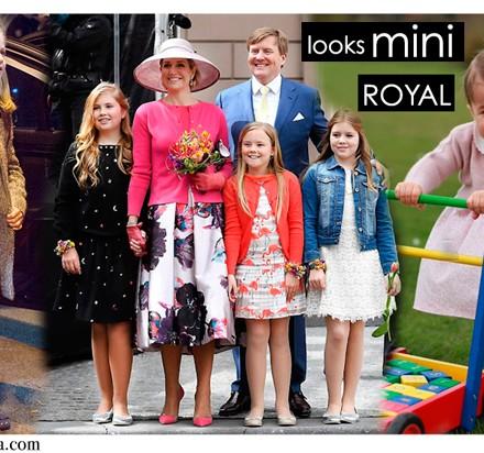 Marcas ropa Princesa Leonor, Maxima de Holanda, Princesa Charlotte vestidos, Blog de Moda infantil