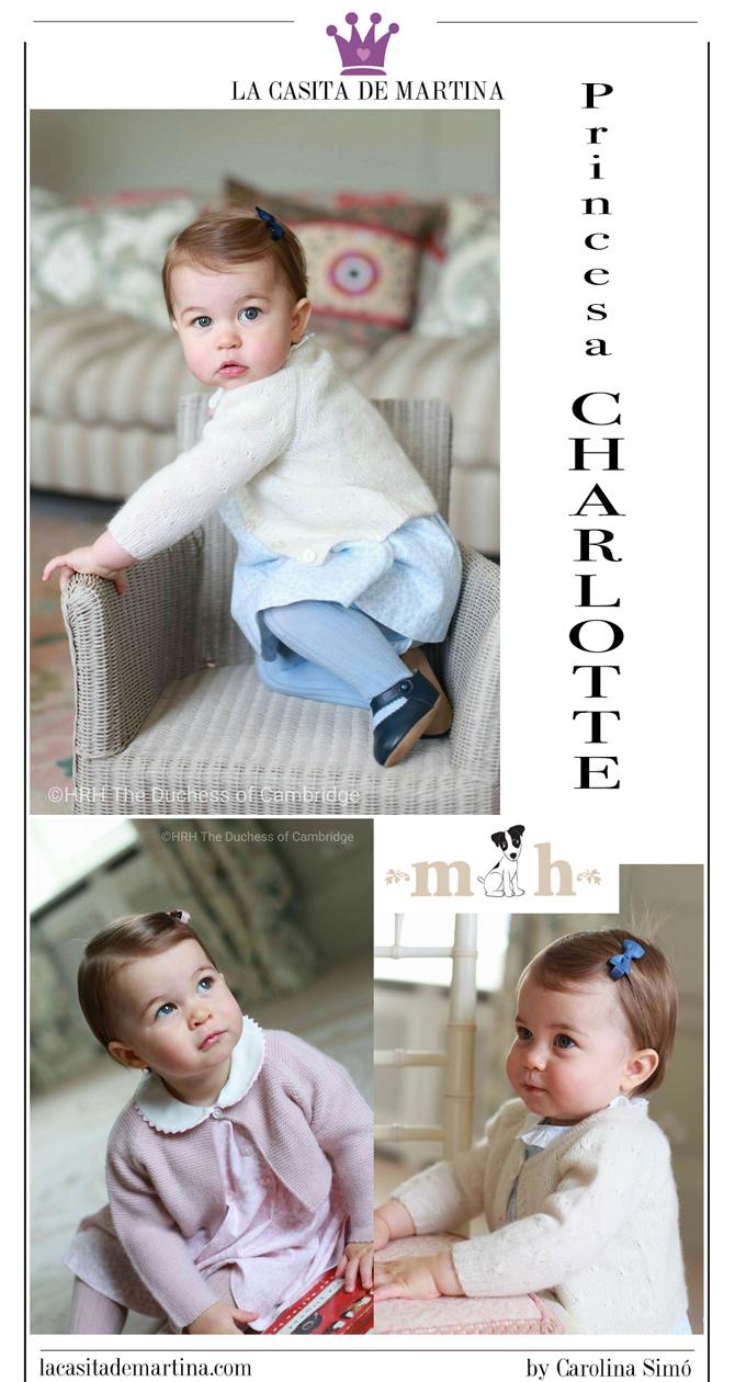 Princesa Charlotte, Blog de Moda Infantil, marca vestidos de las princesas, La casita de Martina