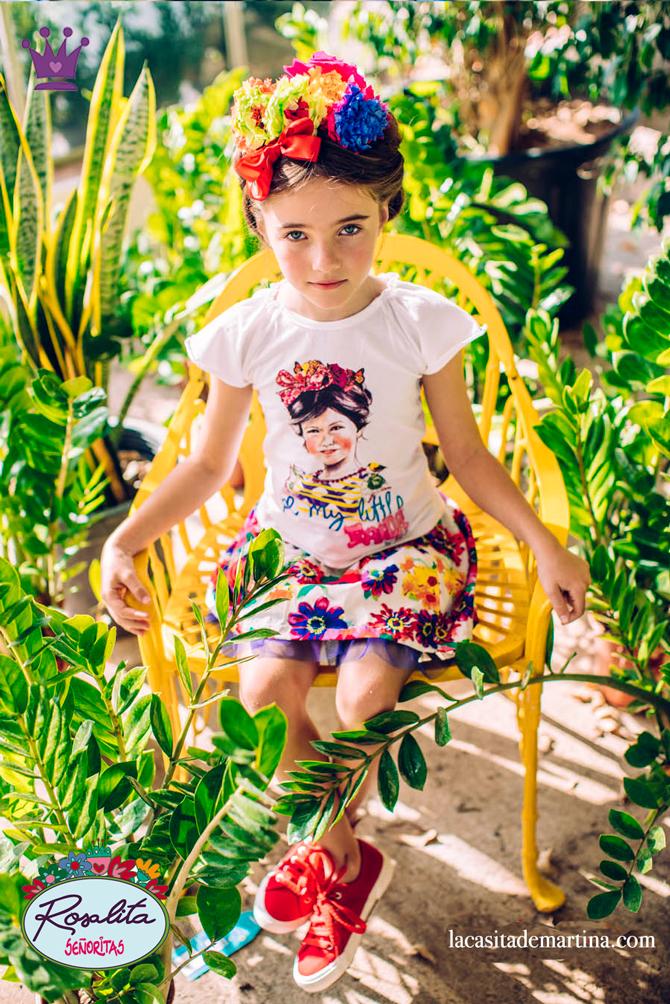 Rosalita Señoritas, Blog Moda Infantil, La casita de Martina, Moda Infantil, Kids Fashion Blog