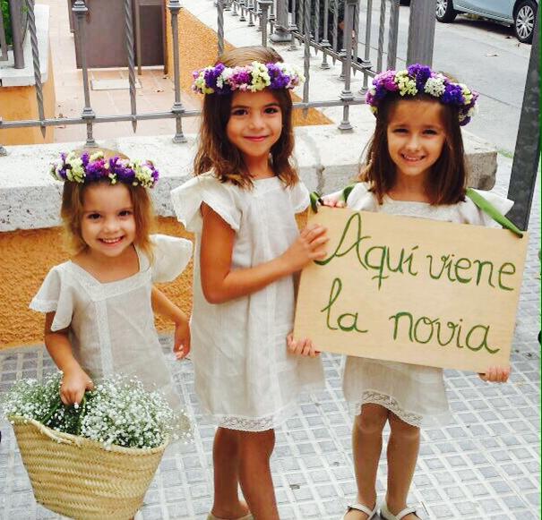 Niños de arras para bodas, Blog Moda Infantil, La casita de Martina, Trajes pajes bodas