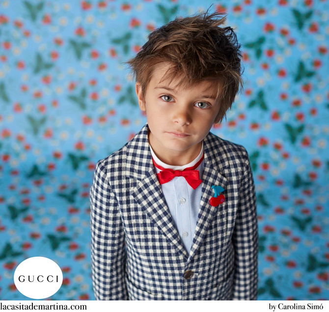Blog de Moda Infantil, Gucci Kids, Kids Wear, Kids Fashion Blog, La casita de Martina
