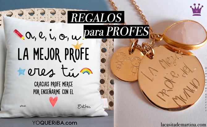 Regalos para profesores, Blog Moda Infantil, Detalles para profesores, La casita de Martina, Carolina Simo