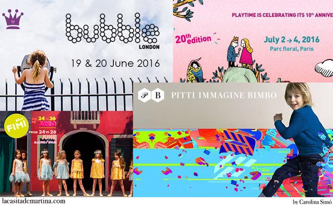 Pitti Bimbo Florencia, Playtime Paris, Bubble London, Fimi Madrid, Blog Moda Infanitl, Kids Fashion Blog