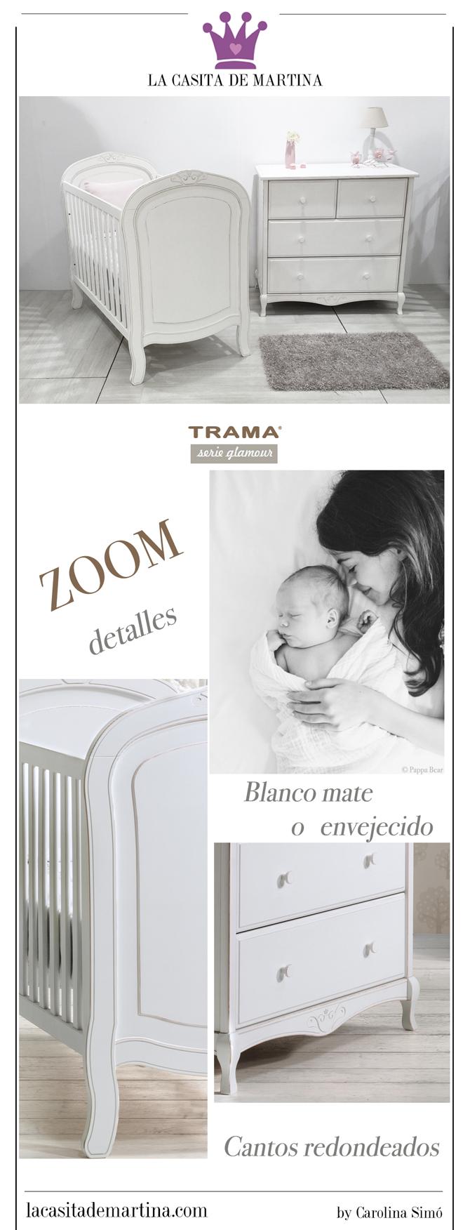 Cunas Trama, Habitaciones para bebes, Blog Maternidad, La casita de Martina, Carolina Simo