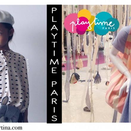Playtime Paris, Moda Infantil, Ferias Moda Infantil, La casita de Martina, Blog de Moda Infantil