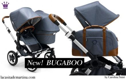 Blog Moda Infantil, Bugaboo Donkey Weekender, Cochecito bebe, La casita de Martina