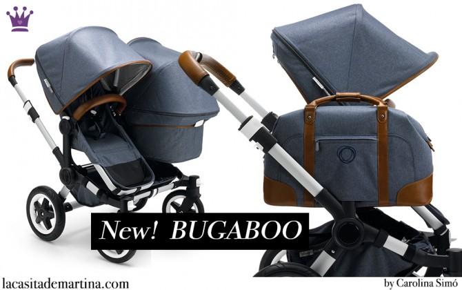 Bugaboo, Cochecito bebe, Blog Moda Infantil, La casita de Martina, Carolina Simo